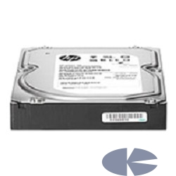Hewlett Packard Enterprise 4TB 3.5 7.2K 6G SAS